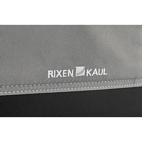 KlickFix Shopper Alingo Bike Bag grey